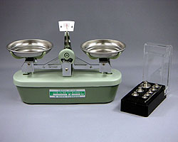 村上衡器製作所 村上衡器 MURAKAMI0016 普通型上皿天びん MS-200 分銅付 MURAKAMI-0016