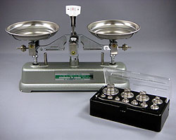 村上衡器製作所 村上衡器 MURAKAMI0021 普通型上皿天びん MS-10 分銅付 MURAKAMI-0021