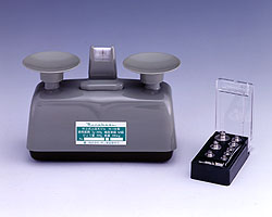 村上衡器製作所(村上衡器)[MURAKAMI0040] 村上式上皿天びん M-200 分銅付 MURAKAMI-0040