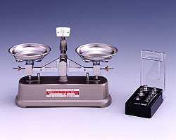 村上衡器製作所(村上衡器)[MURAKAMI0049] 高感度上皿天びん HS-500 分銅付 MURAKAMI-0049