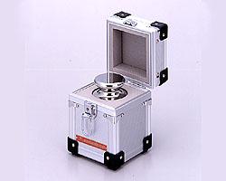 【個数:1個】村上衡器製作所(村上衡器)[MURAKAMI0135] 「直送」【代引不可・他メーカー同梱不可】OIML型標準分銅JISマーク付 F2級10kg MURAKAMI-0135