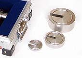 村上衡器製作所 村上衡器 MURAKAMI0455 2級基準分銅増おもり型 200g MURAKAMI-0455