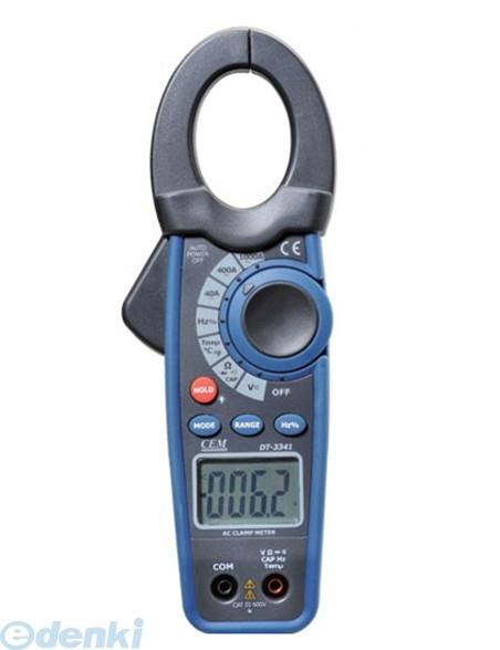 CEM DT-3345 デジタル・クランプメーター DT3345