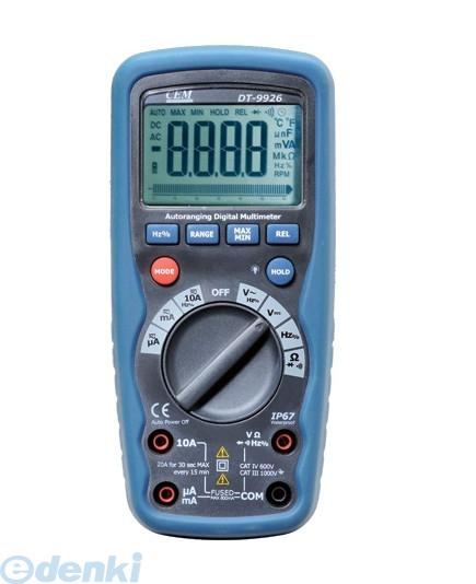 CEM DT-9927 デジタル・マルチメーター DT9927