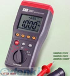 TES TES-3660 絶縁抵抗計オートレンジ TES3660