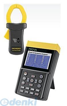 TES PROVA-6830+6802 消費電力と高調波アナライザ PROVA6830+6802