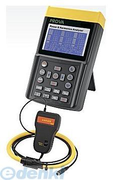 TES PROVA-6830+3007 消費電力と高調波アナライザ PROVA6830+3007