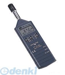 TES TES-1361C 温湿度測定器 TES1361C