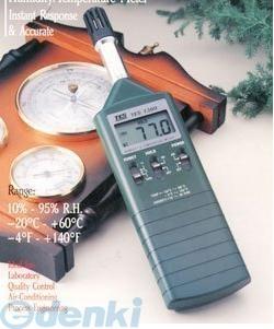 TES TES-1360A 温湿度測定器 TES1360A