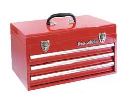 スエカゲツール [P983030] ツールボックス ツールキットP303シリーズ用 赤 P-983030