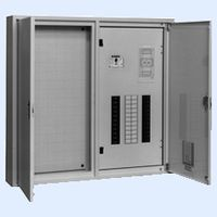 内外電機 Naigai TLQE1518WL 直送 代引不可・他メーカー同梱不可 電灯分電盤横スペース付 木板付 ZEQ-1518S