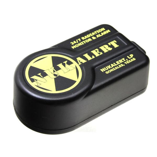 【在庫限り特価】 CQNU01 放射線検出警報器 NukAlert
