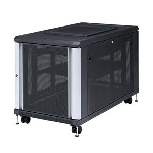 【個数:1個】サンワサプライ [CP-SVC12U] 19インチマウントサーバーラック(12U) CPSVC12U