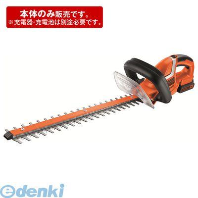 【個数:1個】ブラック&デッカー [GTC1850LBN-JP] ヘッジトリマー(本体のみ) ブラック×オレンジ GTC1850LBNJP