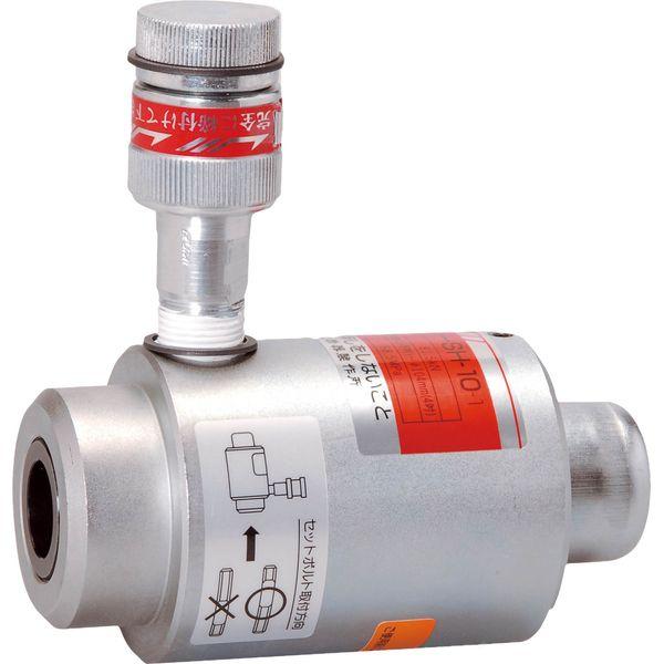 【在庫切れ】【納期未定】泉精器製作所 SH-10-1 SH-10-1 パンチャー シリンダー本体 SH101