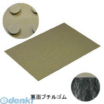 ミヅシマ工業 4900500 消音マット 踊り場BT3 粘着型 710×990mm グレー【5セット】