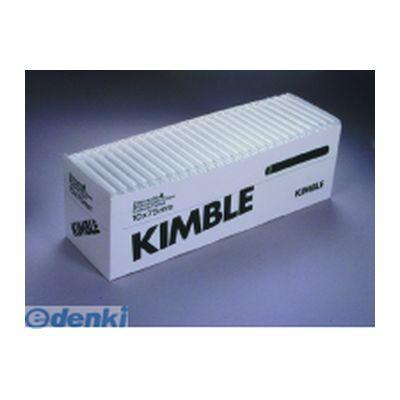 キンブルチェース Kimble 73500-16125 ガラス製ディスポーザブル培養試験管【U底】 7350016125