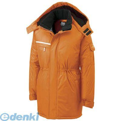 【個数:1個】ジーベック 58182LL 581581防水防寒コート オレンジ LL【送料無料】