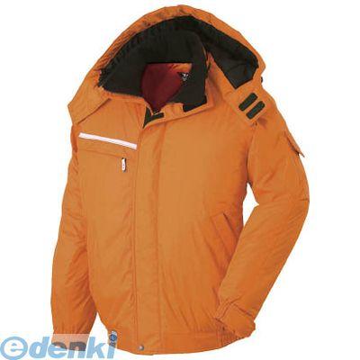 【個数:1個】ジーベック 58282M 582582防水防寒ブルゾン オレンジ M
