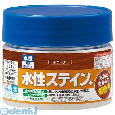 カンペハピオ [779107100] 水性ステイン+ 100ML ブラック (12入)