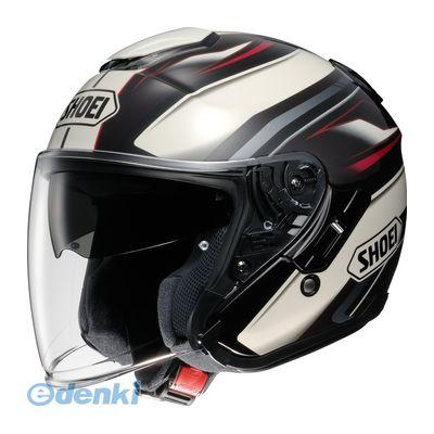 SHOEI(ショウエイ) [4512048441777] ヘルメット J-CRUISE PASSE TC-10 BR/WH L