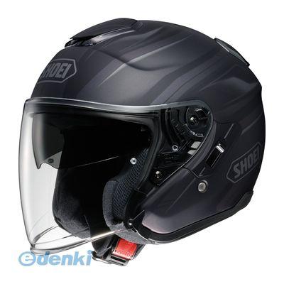 SHOEI(ショウエイ) [4512048441807] ヘルメット J-CRUISE PASSE TC-5 BK/SL M