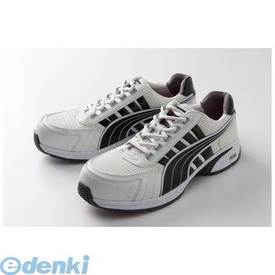 PUMA プーマ 4051428043335 PUMA SAFETY プーマセーフティ speed Low White/Black【ホワイト/ブラック】24.5cm 64.225.0【送料無料】