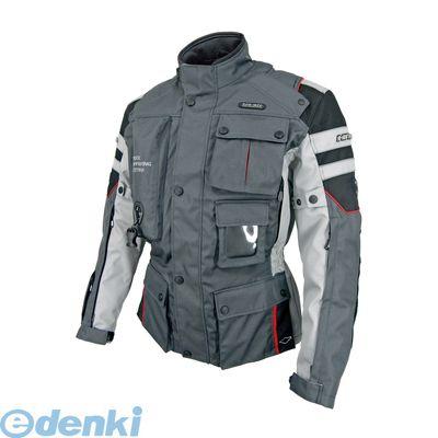 hit-air ヒットエアー 4560216415051 Motorrad-2 エアバッグジャケット ダークグレイ 2XL