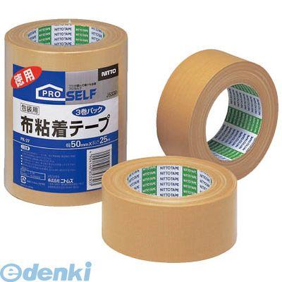 ニトムズ [J5330] 布粘着テープ3巻 (12入)【送料無料】