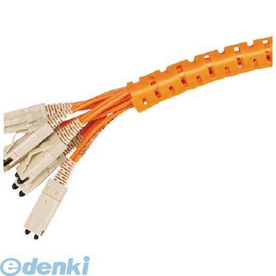 【個数:1個】パンドウイットコーポレーション日本支社 [PW150FL3] 電線保護材 パンラップ オレンジ【送料無料】