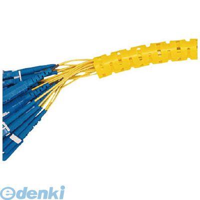 【個数:1個】パンドウイットコーポレーション日本支社 PW50FT4 電線保護材 パンラップ 黄【送料無料】