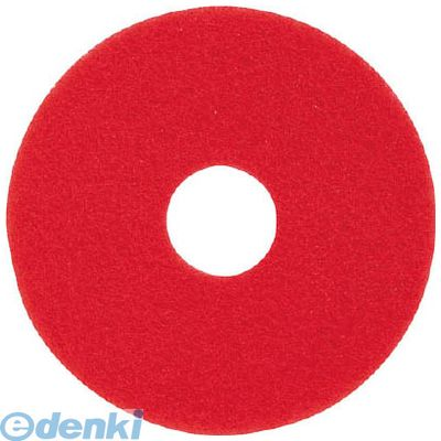 3M RED510X82 レッドバッファーパッド 赤 510X82mm 5枚入り