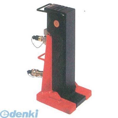 【受注生産品】今野製作所 K2150W 直送 代引不可・他メーカー同梱不可 複動型分離タイプ爪つきジャッキ 爪能力10t ストローク150mm