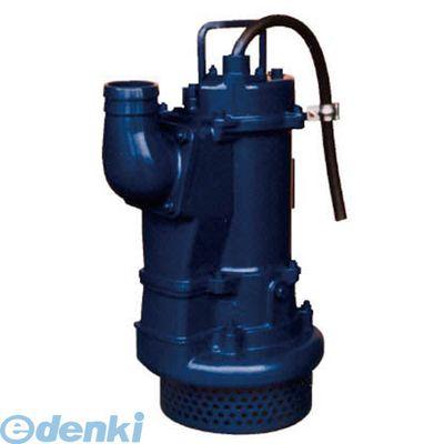 寺田ポンプ製作所 SD6037N 直送 代引不可・他メーカー同梱不可 汚水用大型水中ポンプ 50Hz