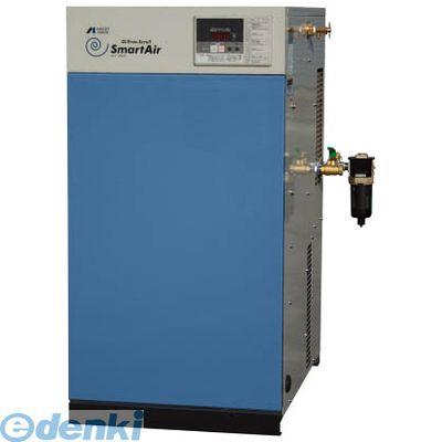 アネスト岩田 SLP151ECDM6 直送 代引不可・他メーカー同梱不可 オイルフリースクロールコンプレッサ 1.5KW 60Hz【送料無料】