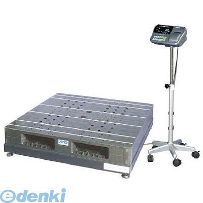 【使用地域の記入が必要】エー・アンド・デイ SN1200KK 直送 代引不可・他メーカー同梱不可 パレット一体型デジタル台はかり 検定付