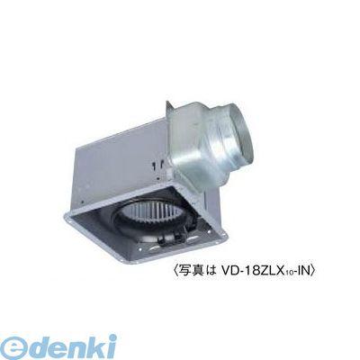 三菱換気扇 [VD-18ZLX10-IN] 24時間換気機能付ダクト用換気扇 グリル別売タイプ VD18ZLX10IN【送料無料】