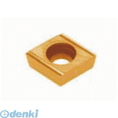 タンガロイ [CCGT060201FLJ10] タンガロイ 旋削用G級ポジTACチップ (10入)