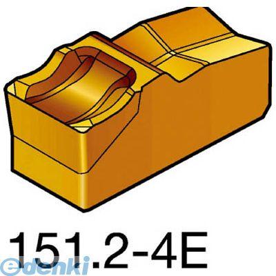 サンドビック N151.24004E サンドビック T-Max Q-カット 突切り・溝入れチップ 2135 10入