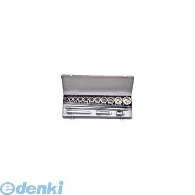 【個数:1個】京都機械工具(株) [TB615A] KTC 19.0sq.ソケットレンチセット