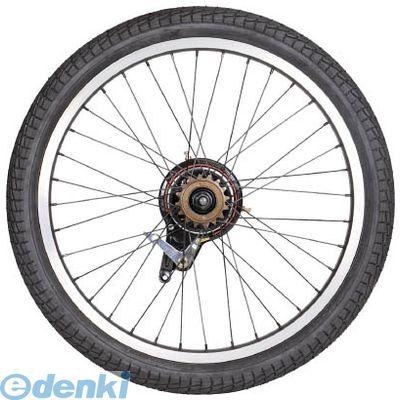 【個数:1個】トラスコ中山 THR20TIRER TRUSCO THR-5520用 ノーパンクタイヤ 後輪【送料無料】