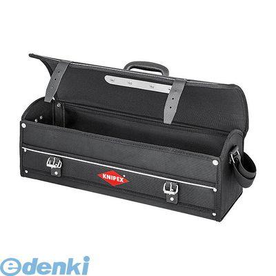 クニペックス KNIPEX 002107LE 002107LE トラディッショナルツールケース【515mm】