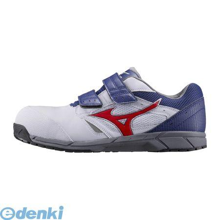 【個数:1個】MIZUNO ミズノ C1GA170101290 プロテクティブスニーカー オールマイティー LS白 29.0 cm 安全靴 JSAA