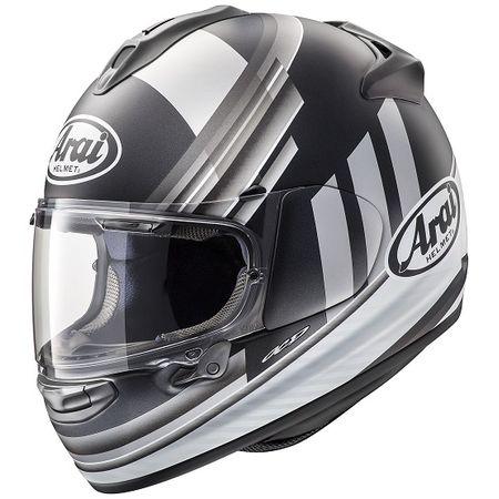 アライヘルメット 4530935512539 VECTOR-X GUARD シルバー 54