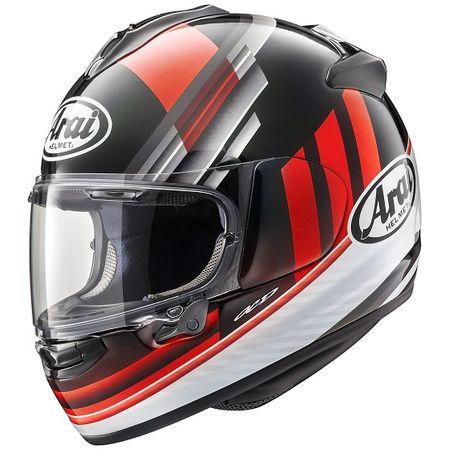 アライヘルメット 4530935512591 VECTOR-X GUARD レッド 55-56