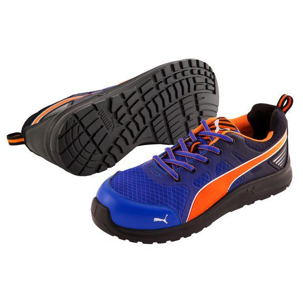 【個数:1個】ユニワールド[4051428073226] PUMASAFETY マラソン・ブルー・ロー 26cm 64.335.0
