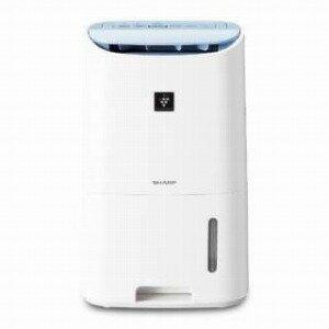 シャープ(SHARP)[CV-H71-W] 衣類乾燥除湿機 高濃度「プラズマクラスター7000」搭載 ~18畳 ホワイト CVH71W