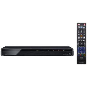 東芝(TOSHIBA)[DBR-T2008] レグザ 3D対応ブルーレイレコーダー 2TB HDD/3チューナー搭載 ブラック DBRT2008