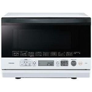 東芝(TOSHIBA)[ER-S60-W] 簡易スチームオーブンレンジ 23L 石窯オーブン グランホワイト ERS60W