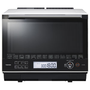 東芝(TOSHIBA)[ER-SD3000-W] スチームオーブンレンジ 30L 石窯ドーム グランホワイト ERSD3000W